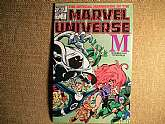 The Official Handbook of the Marvel Universe, M From Mandarin to Mystique, July 1983 Comic Book