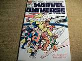 The Official Handbook of the Marvel Universe Deluxe Edition Paladin to the RhinoOctober 1986, Vol. 2 No. 10