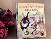 Picture storybook for children, My First Counting Book, 1980s Little Golden Book