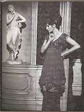 Vintage Media Image of Barbara Streisand in Funny Girl - 1968