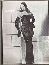 Vintage Media Image of Rita Hayworth in Gilda - 1946