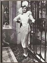 Vintage Media Image of Marlene Dietrich in Desire - 1936