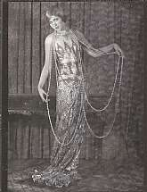 Vintage Media Image of Ester Ralston in Trouble with Wives - 1925