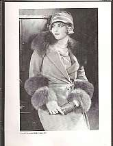 Vintage Media Image of Gertrude Olmstead in Becky - 1927