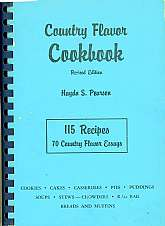 This 1956 cookbook is both signed and inscribed by the author, Haydn S. Pearson, ...the inscription reads