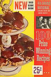 "This is one of the first five cookbooks that started the beloved series, ""100 Prize-Winning Recipes"" for Pillsbury Mills, Incorporated.  This cookbook will be prized by any collector of cookbooks and enjoyed by any home cook!  This cookbook is a"