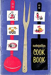A cook book of ideas for the everyday cook