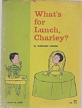 Children's story about Charley's bad day at school.  Child's ink name present.  Rubs and scuffs and chips to covers.  Interiors have minor tanning of pages (foxing).