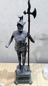 Old Durban's antique statue for history lovers
