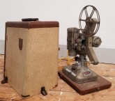 Vintage movie projector (old school).