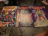DC Comics The Fury of FIRESTORM #15 AUG 1982 (High Value), #18 NOV 1982 , & #20 FEB 1983