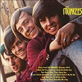 A sealed mono copy of the self-titled 1966 debut album by the Monkees.