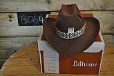 Brand new in the box, 50 years old Biltmore western hat