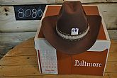 Brand new, in the box, 50 years old. Biltmore western hat!