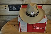 Brand new, in the box, 50 years old, Biltmore western hat with some NHL history!