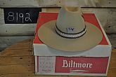 50 years old, brand NEW, in the box, Biltmore western hat!
