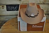 50 years old, but brand NEW, in the box, Biltmore western hat