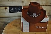 50 years old, but Brand NEW, in the box, Biltmore western hat!