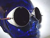 Antique American Optical Welding Shield Goggle Sunglasses
