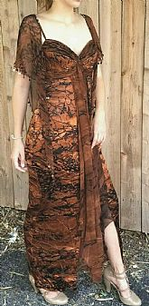 Vintage DIANE FREIS Deadstock Dress