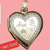 Vintage 14kt Gold Locket