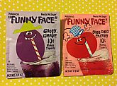 Choice of Choo Choo Cherry or Goofy Grape unopened packets.