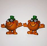 Cute Mr Men figure by Roger Hargreaves
