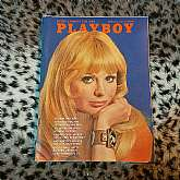 This is a Playboy magazine from September 1968.258 pages.The magazine is in excellent condition.The centerfold is intact.I have a huge collection of Playboys from the 1960's, 70's and 80's, so be sure to visit my shop to find more.All magazines were
