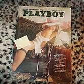 This is a Playboy magazine from April 1974.250 pages.The magazine is in excellent condition.The centerfold is intact.I have a huge collection of Playboys from the 1960's, 70's and 80's, so be sure to visit my shop to find more.All magazines were safe